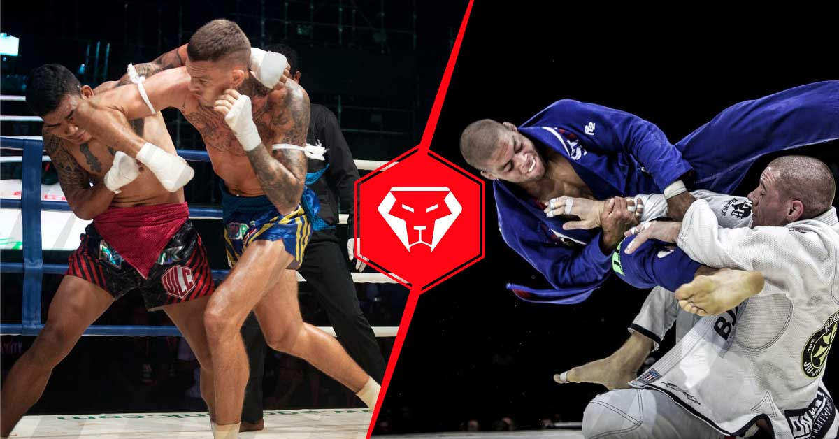 Thai Box vs Brazilian Jiu Jitsu