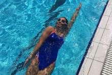 Úszás felkészülés