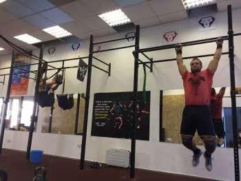 CrossGenesis CrossFit edzés CrossGenesis Újpest